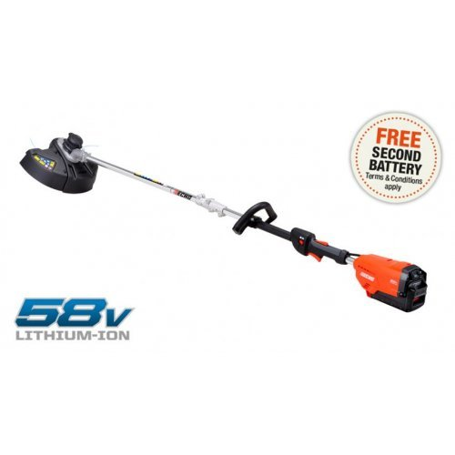 ECHO DST-58V2Ah Trimmer c/w 2Ah battery & charger