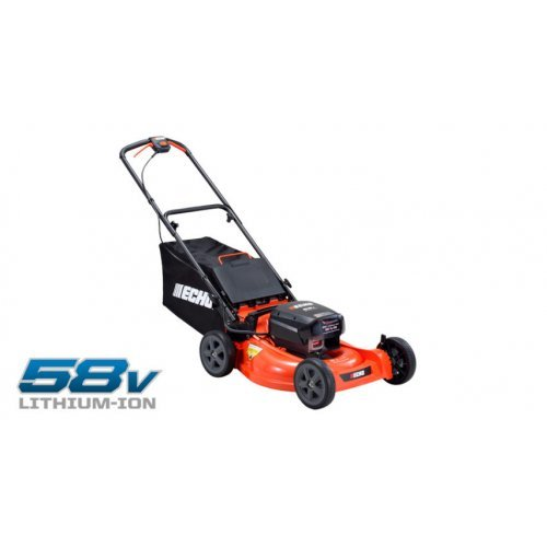 ECHO LM-58V4Ah Lawnmowers c/w 4Ah battery & charger
