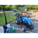 Solis 26 Compact Tractor (26HP with turf tyres)