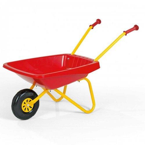 Kids Wheelbarrow - Red/Yellow