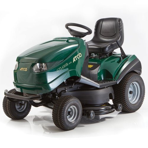 Atco GTL 43HR Twin Cylinder 108cm Side Discharge Lawn Tractor