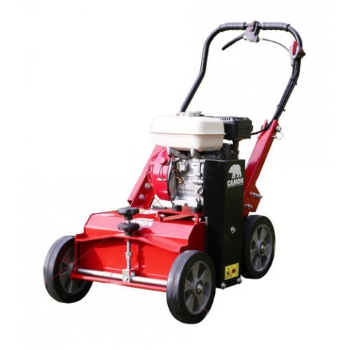 CAMON LS42 Lawn Scarifier fitted with Free Swinging Blades (SHOP SOILED)