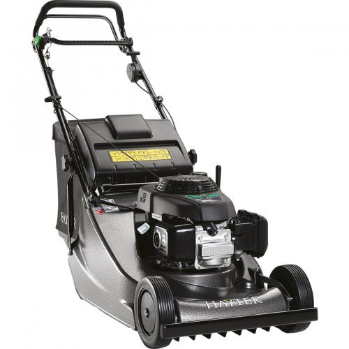 Hayter Harrier® 48 Pro Petrol Lawnmower (479B) (FREE OIL INCLUDED)