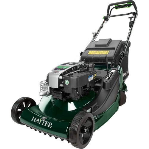 Hayter Harrier® 56 AUTO-DRIVE VS Petrol Lawnmower (574A) (FREE OIL INCLUDED)