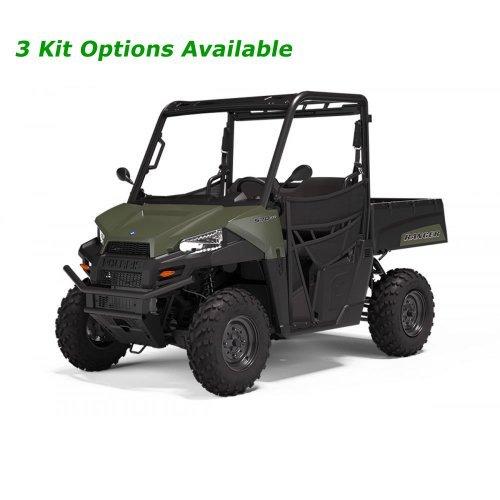 Polaris Ranger 570 Mid-Size Sage Green (EU) with KIT Options