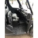 Polaris Ranger XP 1000 EPS Sage Green with Full Cab & Canopy (Road Legal)
