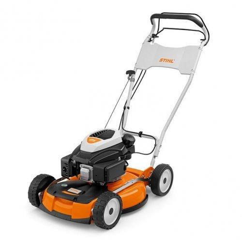 Stihl RM 4 RTP powerful professional petrol mulching mower