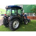 Solis 50 Compact Tractor 4WD with Front Loader (50HP with agricultural tyres)