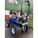 Solis 26 HST Compact Tractor (26HP Hydrostatic with Industrial Tyres)
