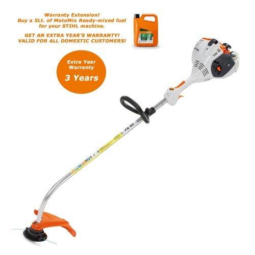 Stihl FS 40 0.7kW modern, convenient and very easy to start brushcutter