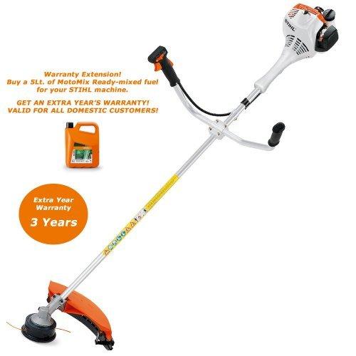 Stihl FS 55 0.75kW entry level straight shaft brushcutter
