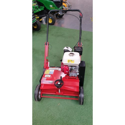 CAMON LS52 Lawn Scarifier fitted with Free Swinging Blades & Anti-Vibration Mounts (SHOP SOILED)