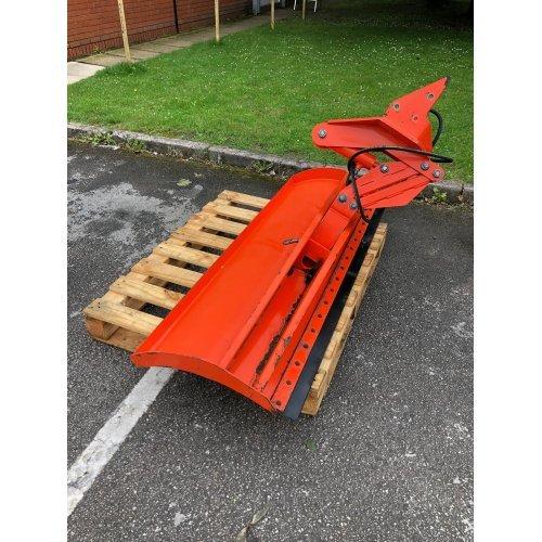 D W Tomlin Snow Plough (fits Kubota STV tractor range)