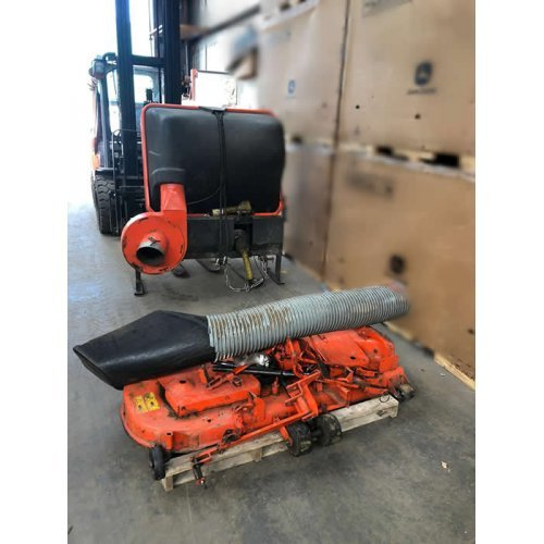 """Kubota Compact Tractor collector system with 48"""" deck (fits B Series Kubota Tractors)"""