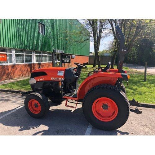 Kubota L3540 Diesel Compact Tractor