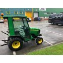 John Deere 2320 Compact Tractor with Cab