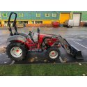McCormick Compact Tractor GX40 with Front Loader