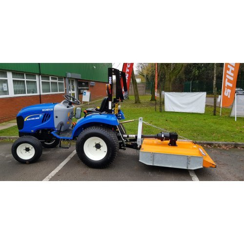 New Holland Boomer 25 Compact Tractor with Topper