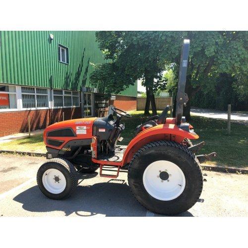 Kioti CK35HST 35HP Diesel 4WD Compact Tractor