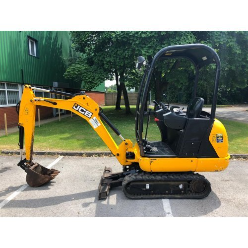 JCB 8014 CTS Digger / Excavator with 2 Buckets