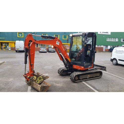 Kubota U27-4 Used Digger/Excavator with 2 Buckets