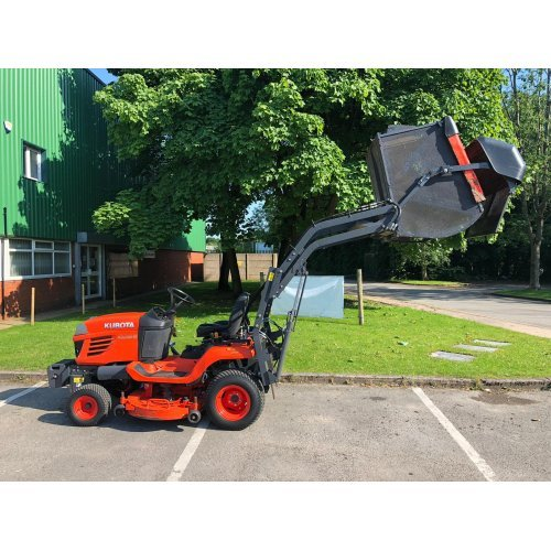 "Kubota G26 High Dump Mower with 54"" Cutting Deck"