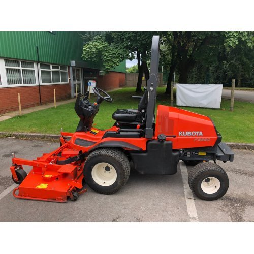 "Kubota F3890 Out-Front Mower with 72"" Deck"