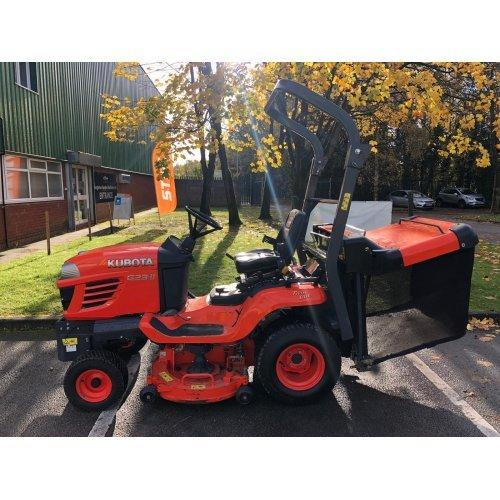 Kubota G23-II Low Dump Garden Tractor