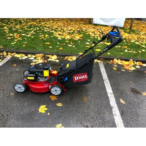 Toro 20837 48cm Super Recycler Petrol Mower 3 in 1 (Honda)