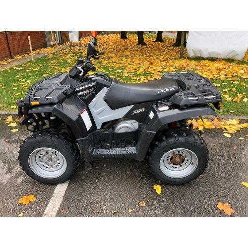 Polaris Hawkeye 4x4 Quad Bike (Road Legal)