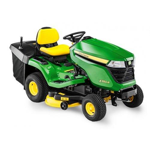"""John Deere X350R Garden Tractor with 42"""" Rear Discharge Deck"""