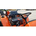 Kubota L3200 Compact Tractor 4WD with Wessex WFM-145 1.45m Hydraulic Side-Shift PTO Flail Mower