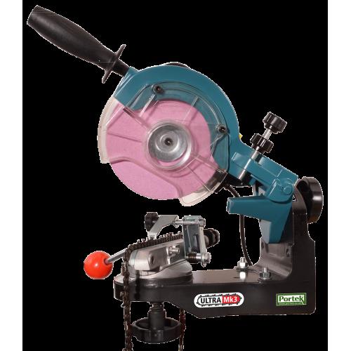 Portek Chainmaster Ultra MK3 Pro Chainsaw Sharpener (Model: 095B)