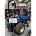 Solis 26HST Compact Tractor (26HP Hydrostatic with Turf Tyres)