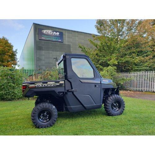 Polaris Ranger Diesel Sage Green (EU)