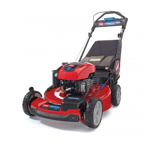 "Toro 22""/55cm All Wheel Drive ADS Recycler Petrol Lawnmower"