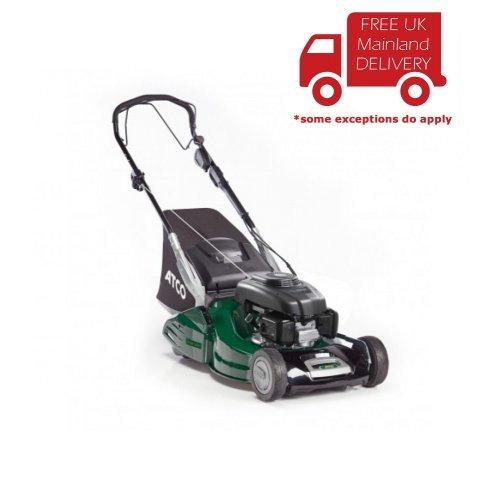 "Atco Liner 22SH V 53cm /21"" Petrol Rear Roller Lawnmower"