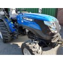 Solis 26 Compact Tractor (26HP with industrial tyres)