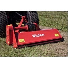Winton Compact Tractor Flail Mower - WFL175 – 1.75m Flail Mower