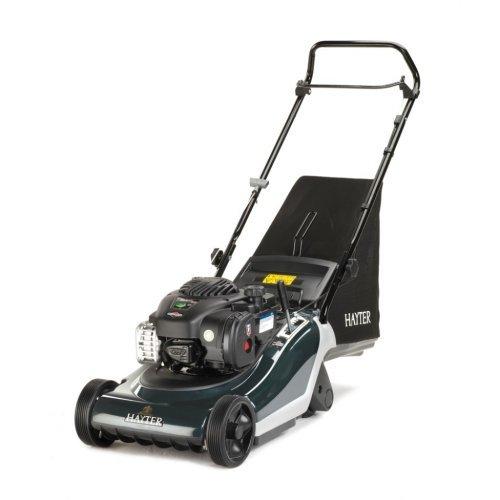 "Hayter Spirit 41 16""/41cm Petrol Push Lawnmower (Free Oil Included)"