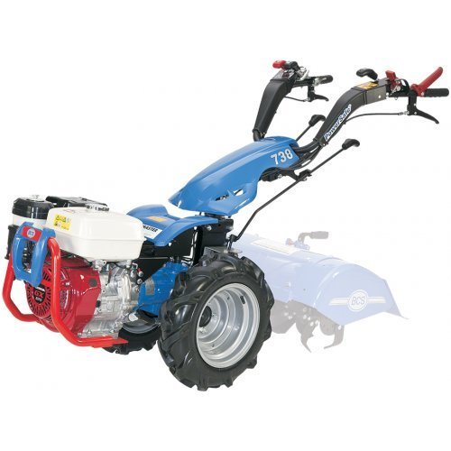 BCS 738 Petrol 8.4hp Two Wheeled Tractor