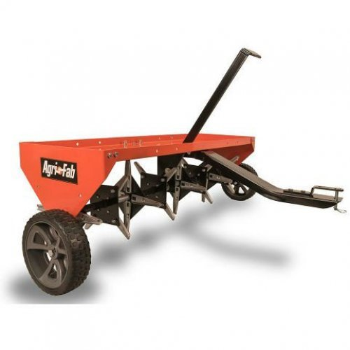 "Agri-Fab 45-0299 Plug-Type Towed Aerator (48"" Working Width)"