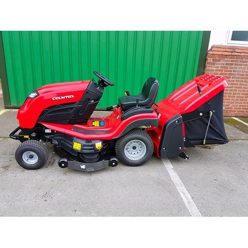 """Countax C80 with 48"""" XRD Deck & C Series PGC - Petrol Ride on / Sit on Mower (SHOP SOILED)"""