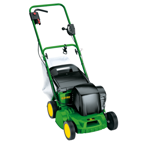 "John Deere D31RE 12.2""/31cm Electric Scarifier"