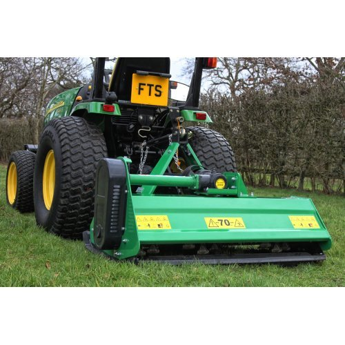 Farmtech Flail Mower EFG125 (1 25m wide)