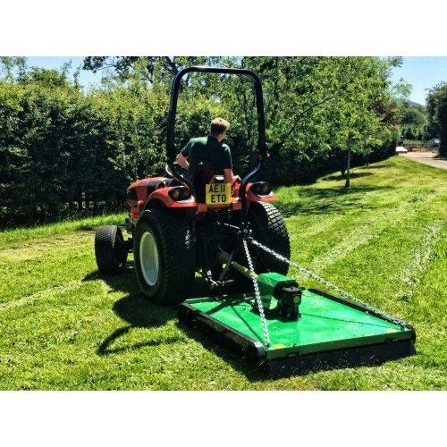 Farmtech Topper Mower TM140 (1.4m Wide)