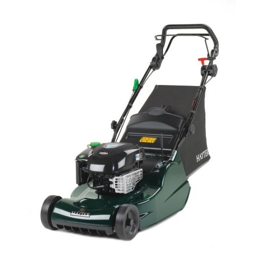 "Hayter Harrier 48 19""/48cm Petrol Autodrive Lawnmower"