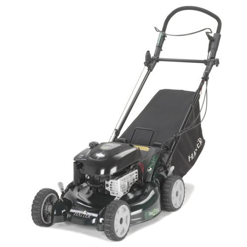 "Hayter R53A 21""/53cm Petrol Autodrive Electric Start Recyling Lawnmower (aluminum deck)"