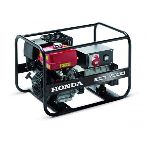 Honda ECT7000 Standard Open Frame Generator - EC Range