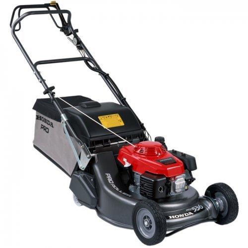 "Honda HRH 536 QX 21"" Professional Rear Roller Lawnmower"
